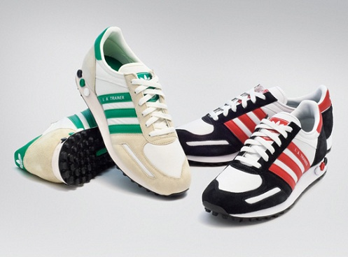 adidas Originals L.A. Trainer Premium