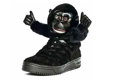 """adidas Originals by Originals JS """"Gorilla"""""""