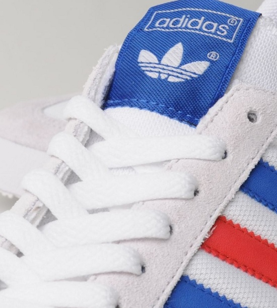 adidas blue dragon trainers