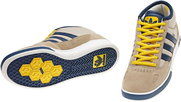 adidas Originals Fall Winter 2011 ST Collection Sneakers + Apparel