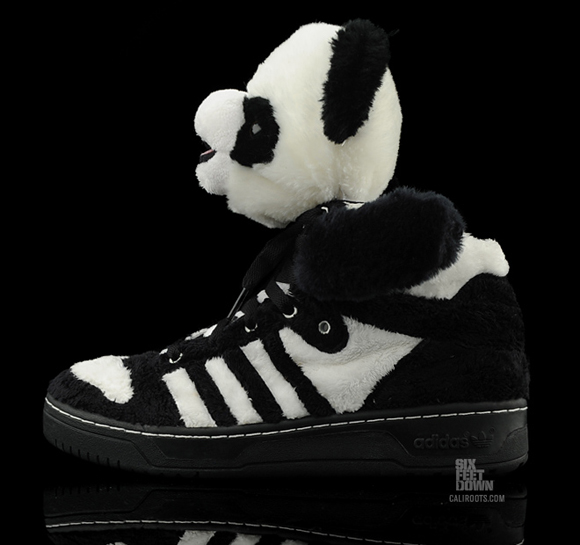 adidas Originals Jeremy Scott (JS) Panda