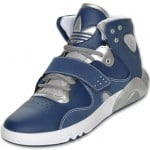 adidas Originals Roundhouse Mid – Solid Blue/Aluminum – Available