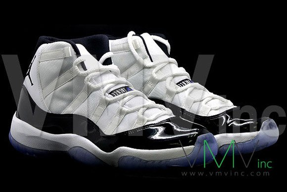 Air Jordan 11 Concord 2011 Retro First Look