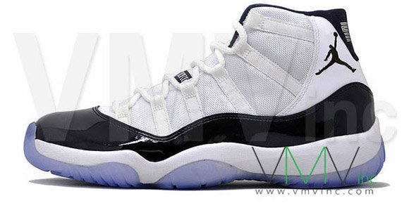"43) Comments to ""AIR JORDAN 11 CONCORD 2011 Retro First Look"""