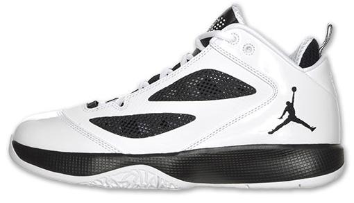 Air Jordan 2011 Q-Flight White Black