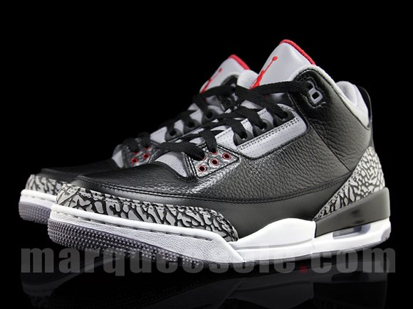 1c4cc245e70f7e good Air Jordan III 3 Black Cement 2011 - ramseyequipment.com