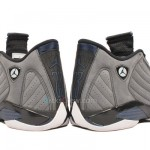 Air Jordan XIV 14 Retro - Light Graphite/Midnight Navy-Black