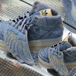 Jeremy Scott x adidas Originals JS Wings 'Denim'