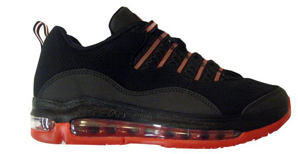 Jordan CMFT Max Air 10 Black Challenge Red