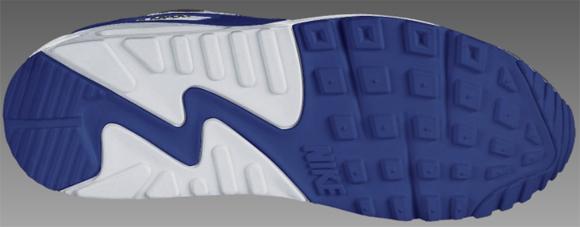 Nike Air Max 90 Midnight Fog Neutral Grey-White