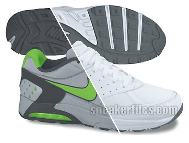 hot sale online 421bc 33def Nike Air Max Faze – Spring 2012