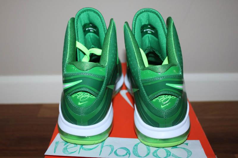 Nike-Air-Max-LeBron-8-V/2-Victory-Green/White-Electric-Green-Sample-04
