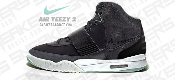 Nike Air Yeezy 2 Official Image or Photoshop   d492ba5a4