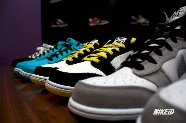 release date: 3e033 c9b0a Nike Dunk High iD Premium - Samples   SneakerFiles