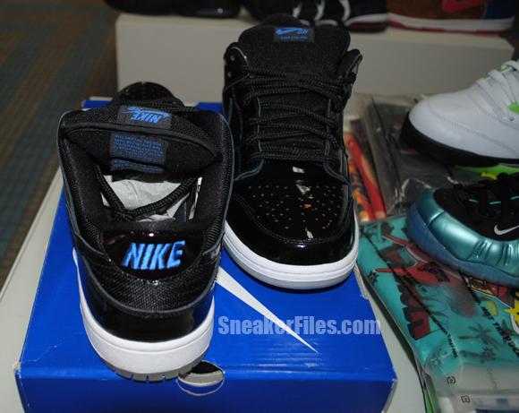 Nike Dunk SB Low Space Jam Detailed Look