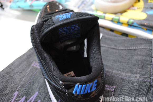 Nike Dunk SB Low Space Jam Detailed Look
