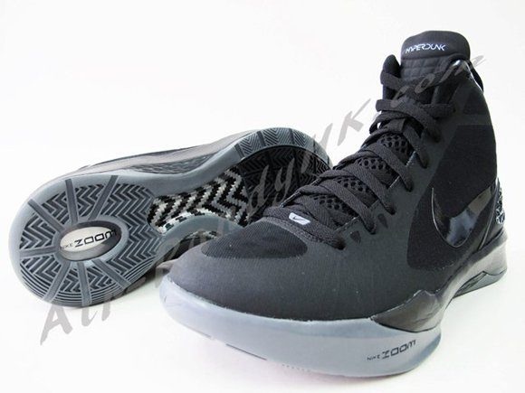 san francisco 62ec9 140bf Nike Zoom Hyperdunk 2011 Blackout