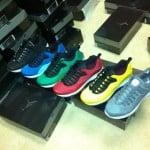 Quentin Richardson Displays Air Jordan Collection