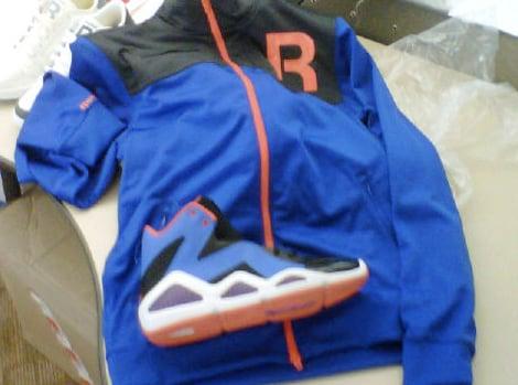 Reebok Kamikaze III New York Knicks
