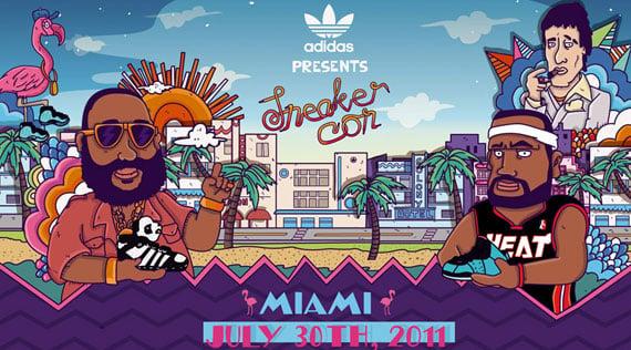 Sneaker Con Miami - July 30, 2011