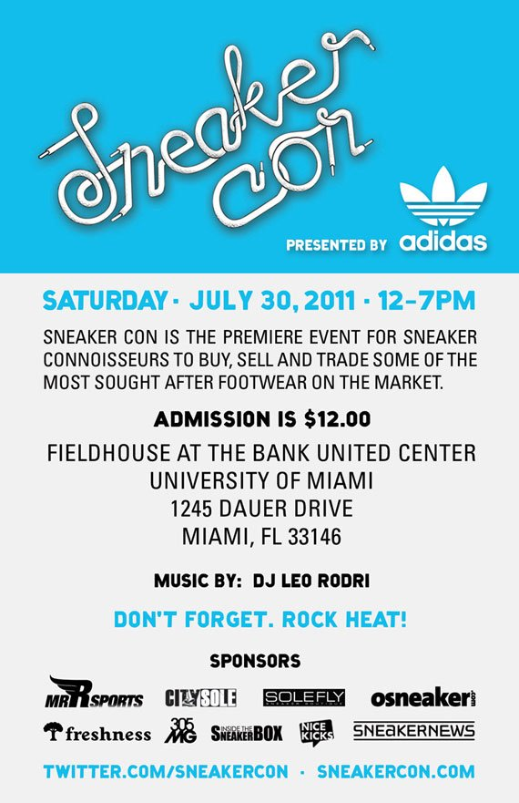 Sneaker Con Miami - July 30, 2011