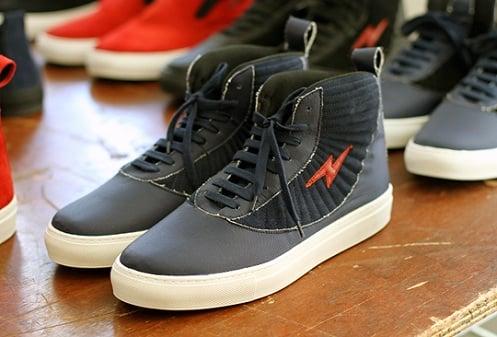 Adam Kimmel High-Top Sneakers - Spring/Summer 2012