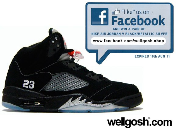 Air-Jordan-V-(5)-Black-Metallic-Silver-Giveaway-by-Wellgosh