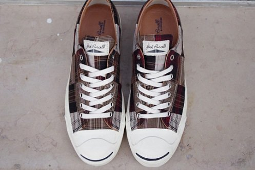 "Converse Jack Purcell ""Patchwork"""