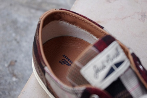 """Converse Jack Purcell """"Patchwork"""""""