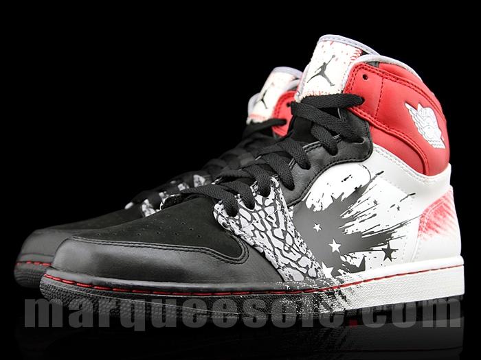 half off 019ca 960ea Dave White x Air Jordan 1  Wings for the Future    SneakerFiles
