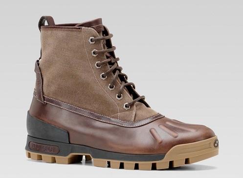 Gucci Duck Boot - Fall/Winter 2011