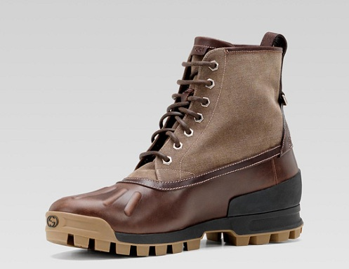 Gucci Duck Boot - Fall/Winter 2011