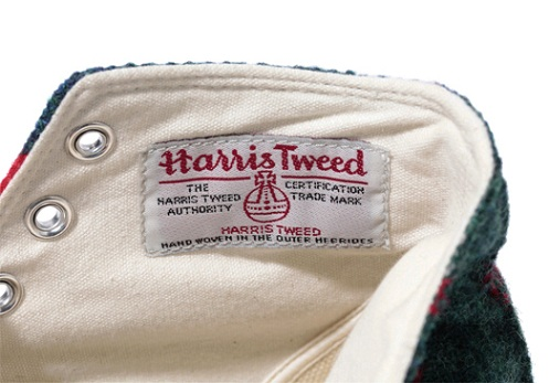 Harris Tweed x A Bathing Ape Bapecheck Ape Sta Hi