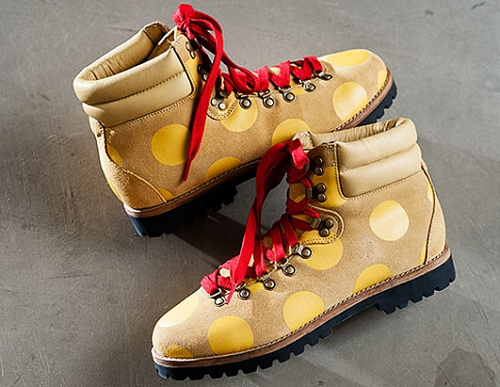 Jeremy Scott x adidas Originals by Originals JS Polka Dot Boots