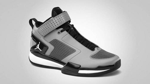 Jordan BCT Mid - Stealth/White-Black