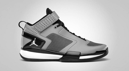 Jordan BCT Mid - Stealth/White-Black