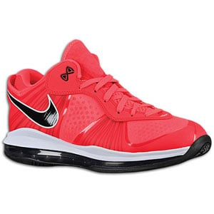 LeBron-8-V2-Low-'Solar Red'-Now-Available