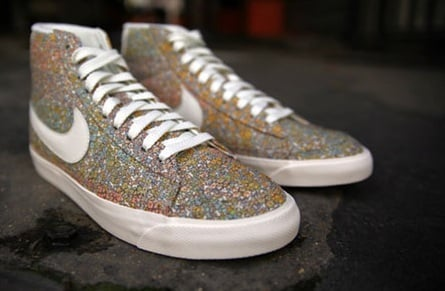Liberty London x Women's Nike Blazer Hi - Fall 2011