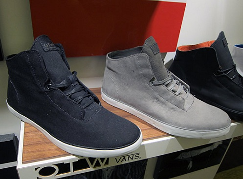 Lupe Fiasco x Vans OTW - Spring 2012 Collection
