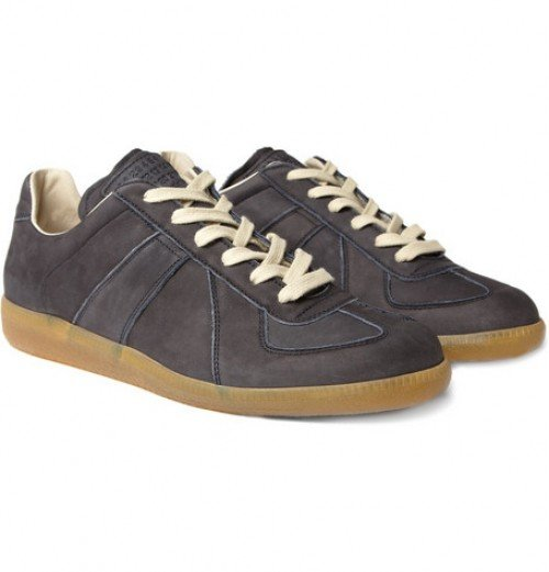 Maison Martin Margiela - Lace Up Low
