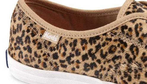 "Neiman Marcus x Keds Champion Slip-On ""Leopard"""