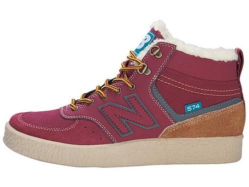 """New Balance 574B """"Shearling"""" - Fall 2011"""