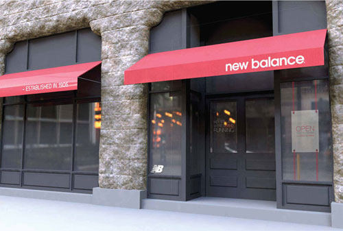 New Balance Opens NYC Experience Store