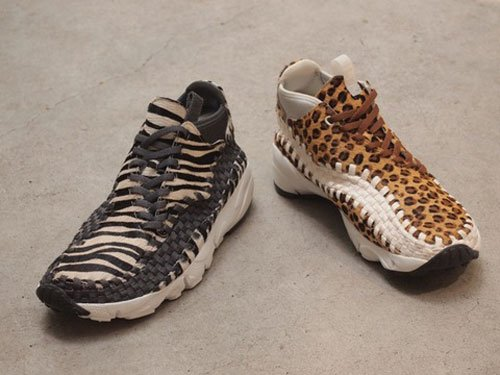 Nike Air Footscape Woven Chukka Motion - Animal Pack