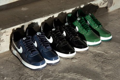 Nike Air Force 1 Low - Patent Toe Pack