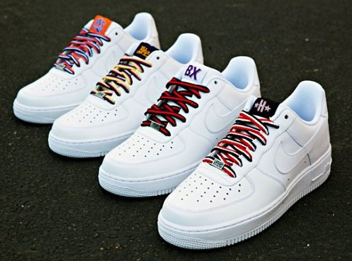 LIVESTRONG x Nike Air Force 1 TZ Mr. Cartoon