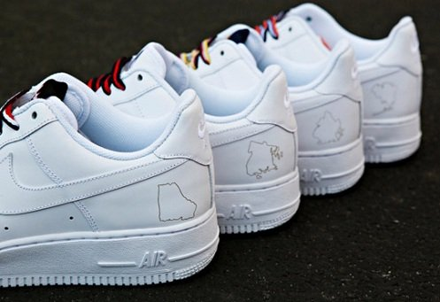 Nike Air Force One Low - Boro Pack
