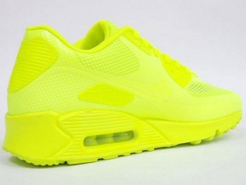 nike air max 90 hyperfuse neon yellow