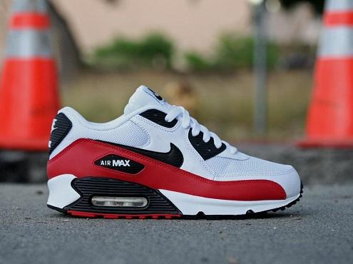 Nike Air Max 90 - Sport Red