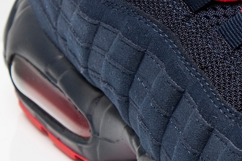 Nike Air Max 95 - Navy/Red